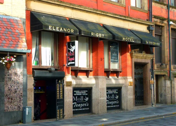 The Eleanor Rigby Hotel, Liverpool