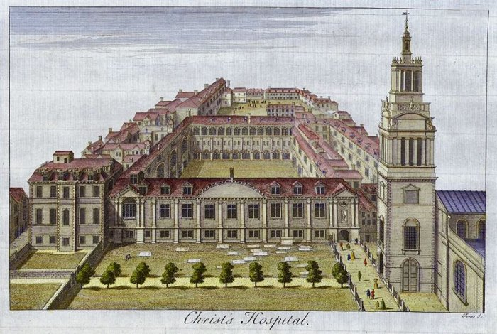 Christ's Hospital School, London