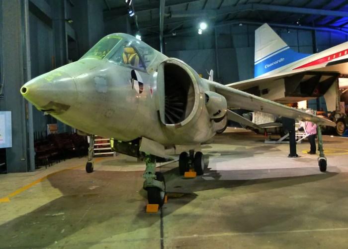 Fleet Air Arm, Hawker P1127