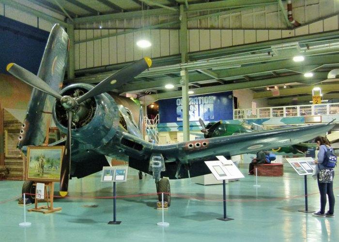 Fleet Air Arm, Corsair KD 431