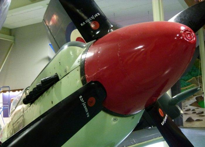 Fleet Air Arm, Supermarine Seafire F17