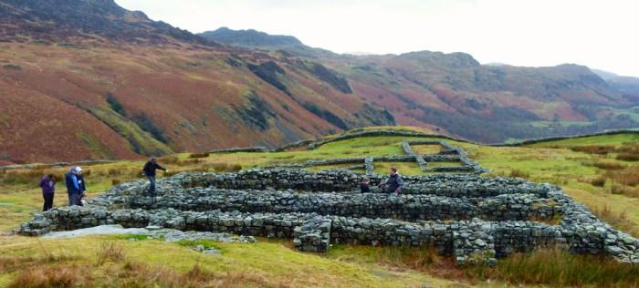 Mediobogdum, Roman Britain, visit Cumbria