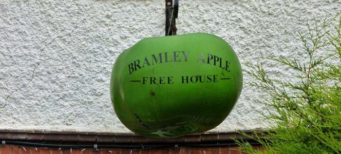 The Bramley Apple Pub, Southwell