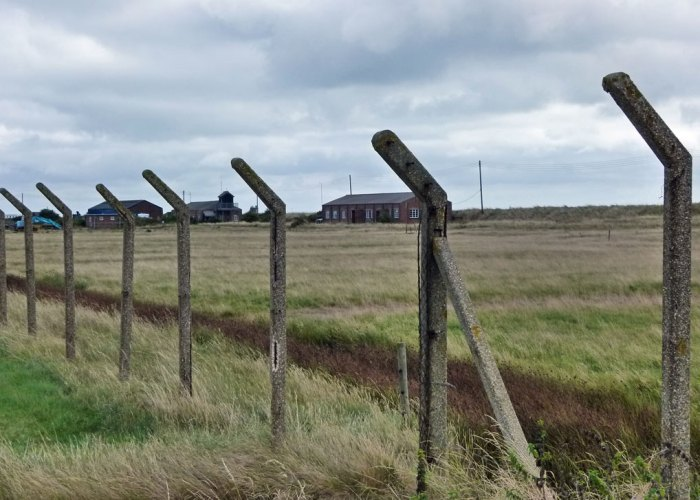 Orford Ness, Suffolk, Cold War