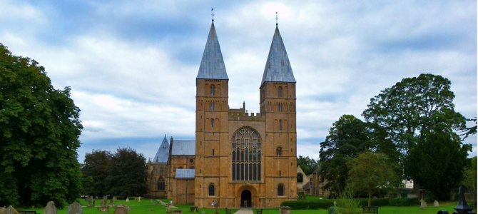 Thank God for Southwell Minster