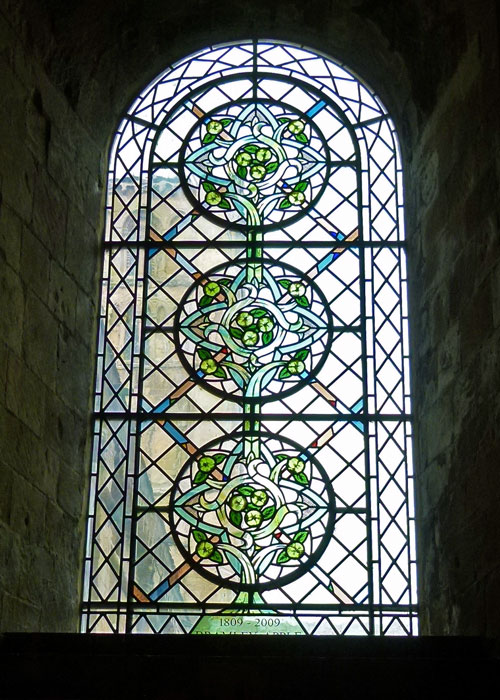 Southwell Minster, Bramley Apple window