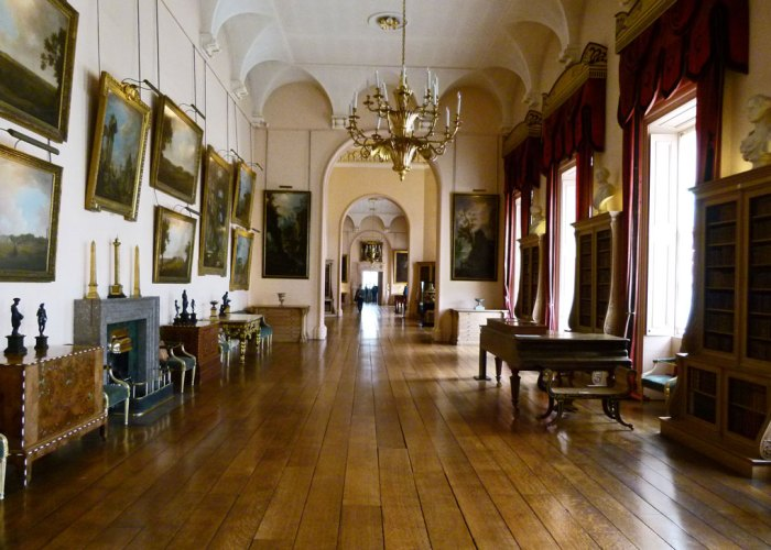 Long Gallery, Castle Howard