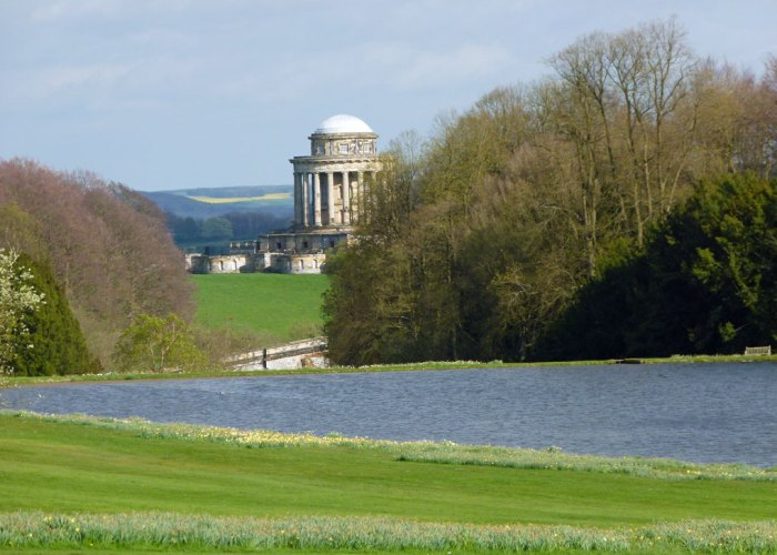 Castle Howard, Mausoleum