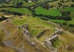 Dinas Bran Castle