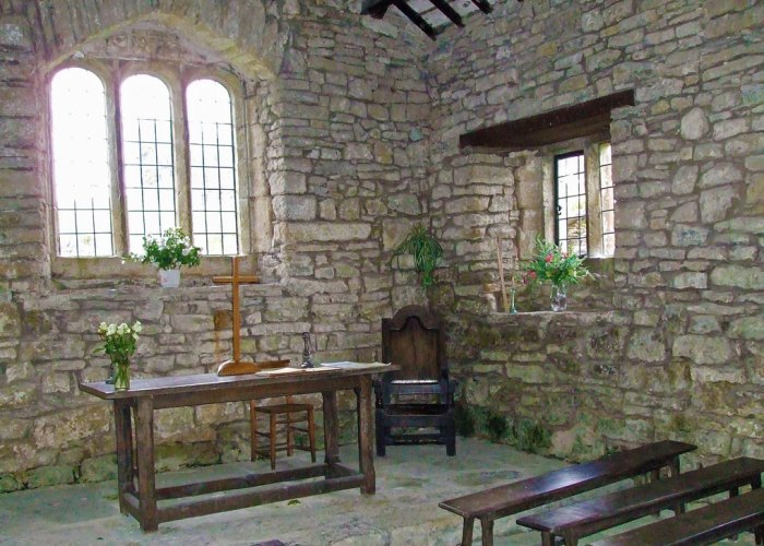 Keld Chapel, chantry chapel, National Trust, Cumbria