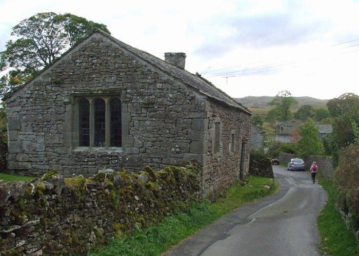 Keld Chapel, Keld in Cumbria, Shap Abbey