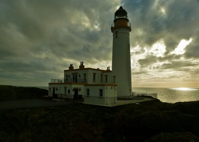 Turnberry Lighthouse & Castle