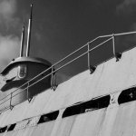 U-534, WW2 was in black and white