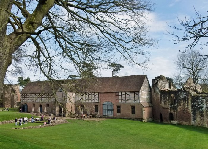 Tudor stables, Kenilworth