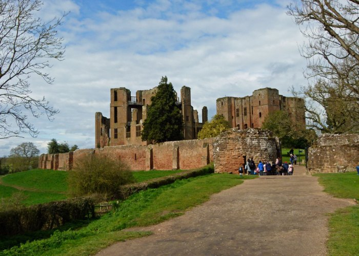 Kenilworth Castle, Mortimer's Tower