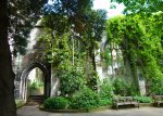 St Dunstans in the East, City gardens, London