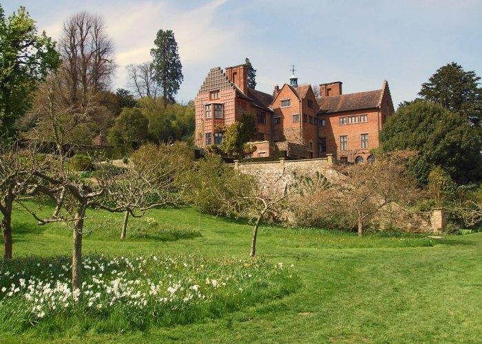 Chartwell, Churchill, orchard, Kent