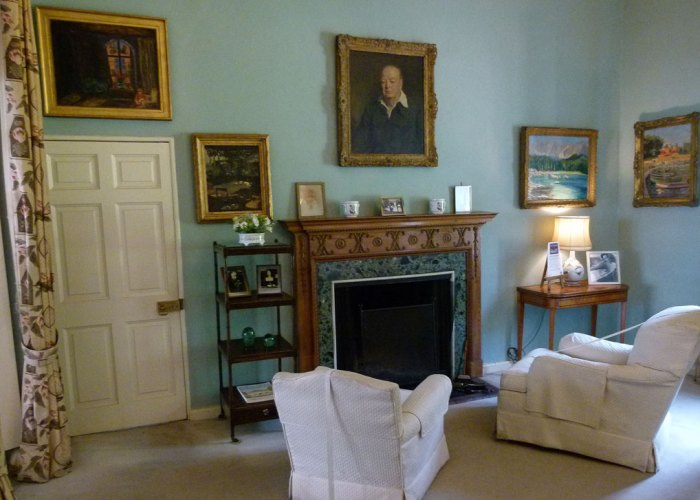Lady Churchill's Sitting Room, Chartwell