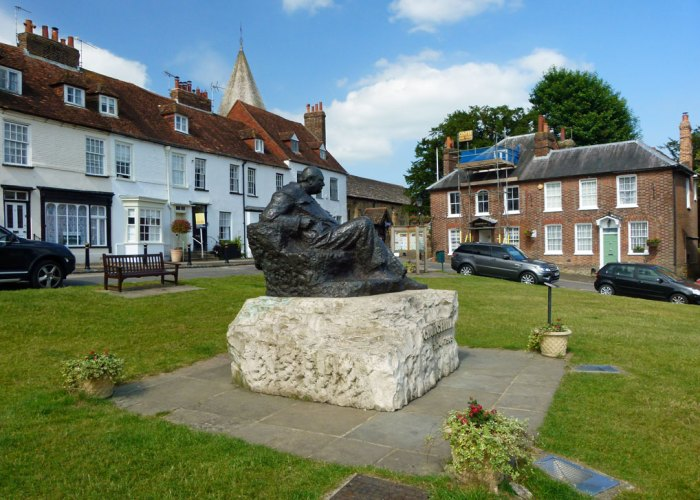 Winston Churchill, Westerham, Kent