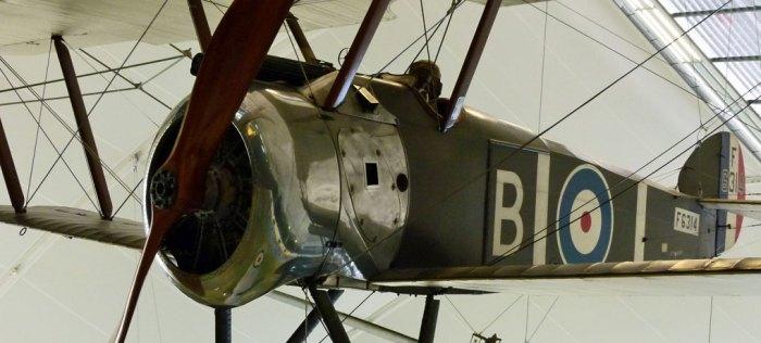 RAF, Biggles, Sopwith Camel