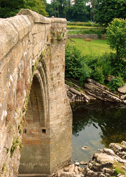 Visit Kirkby Lonsdale, Devil's Bridge