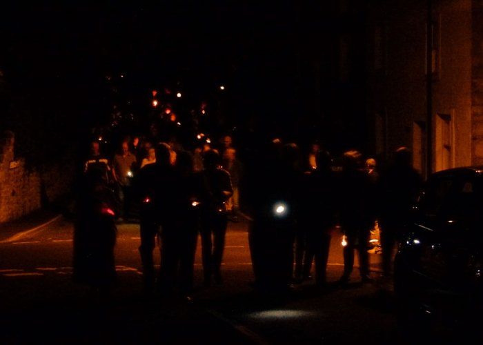Lights Out, Burton in Lonsdale