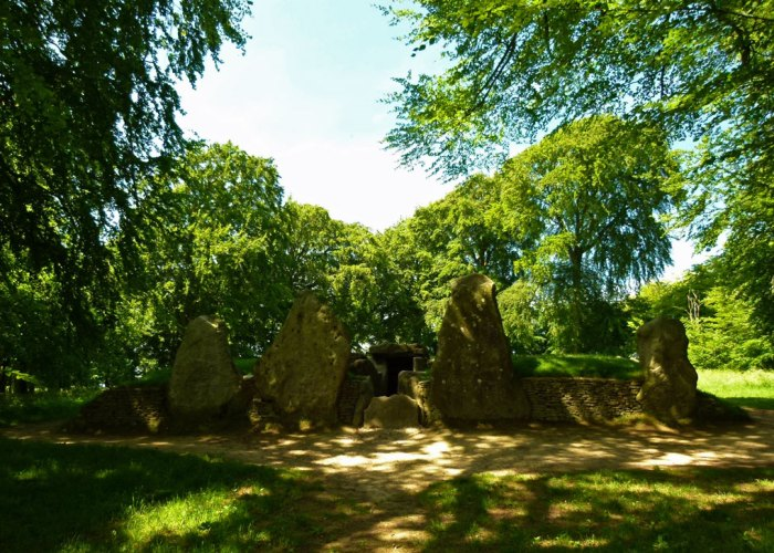 Waylands Smithy, prehistoric Britain