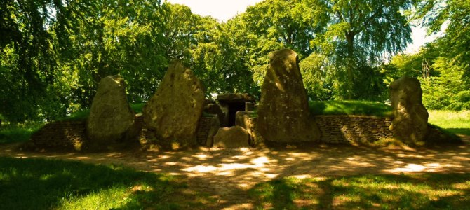 The legend of Wayland's Smithy