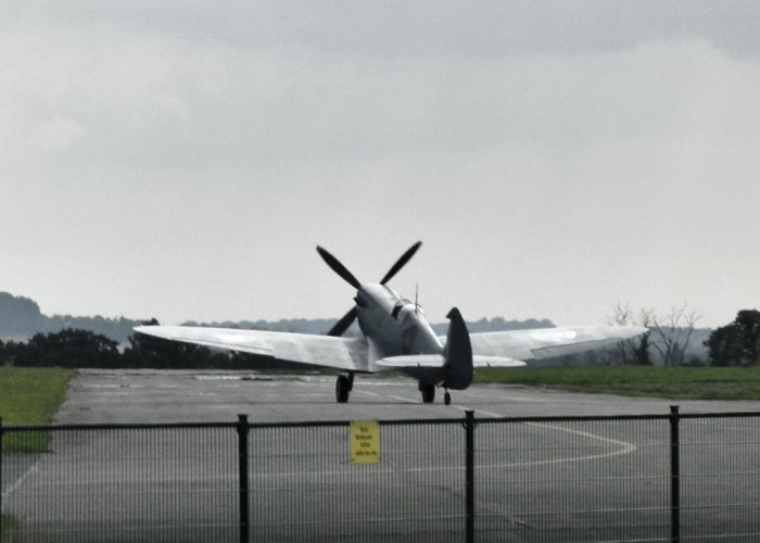 Spitfire, Duxford, Battle of Britain