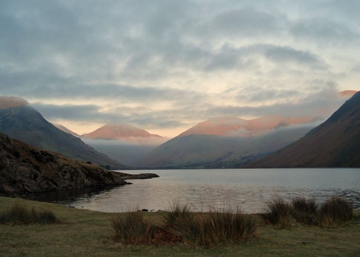 Great Gable, Wast Water, Lake District