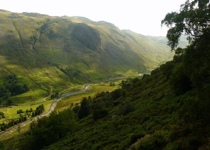 Great Gable, walk, Sour Milk Gill, visit Cumbria