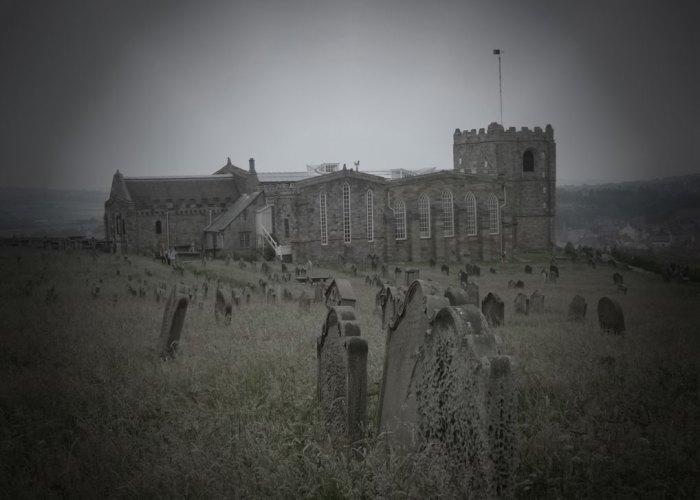 St Mary's, Whitby, Dracula