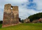 Etal Castle, Northumberland