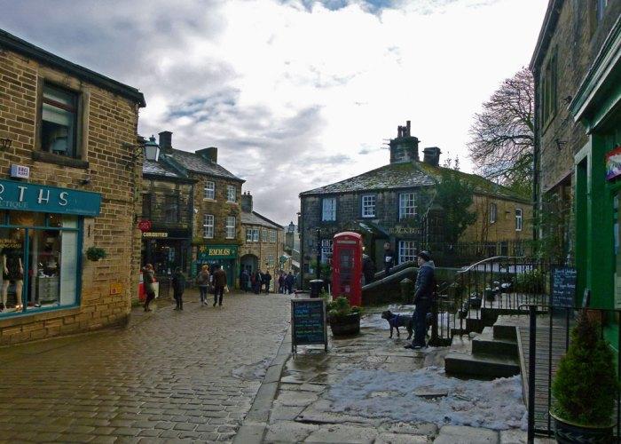 Haworth, Brontë, West Yorkshire