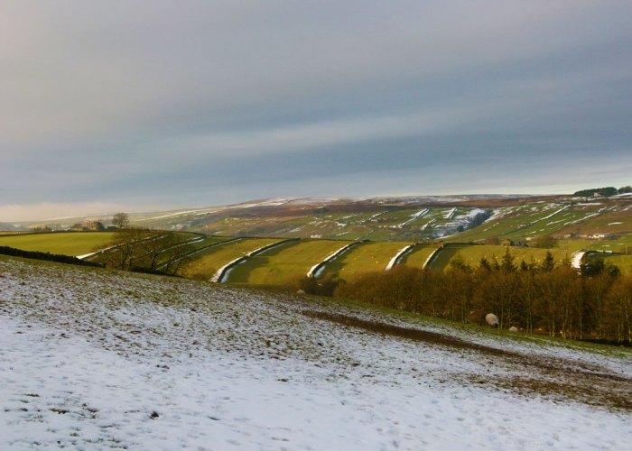 Haworth, winter
