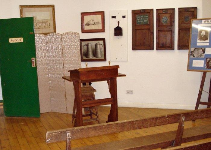 Charlotte, Brontë, school, Haworth