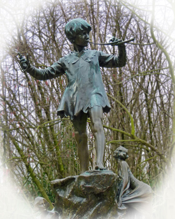George Frampton, Peter Pan