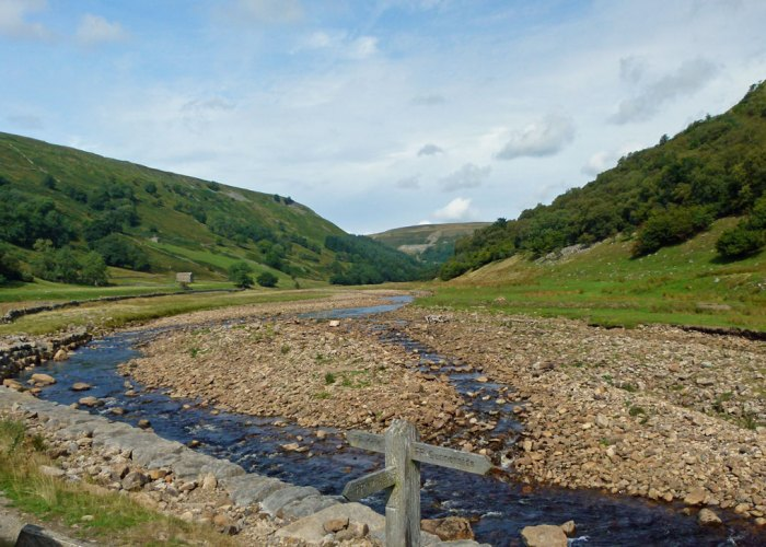 The Swale, Ramps Holme Bridge, Swaledale