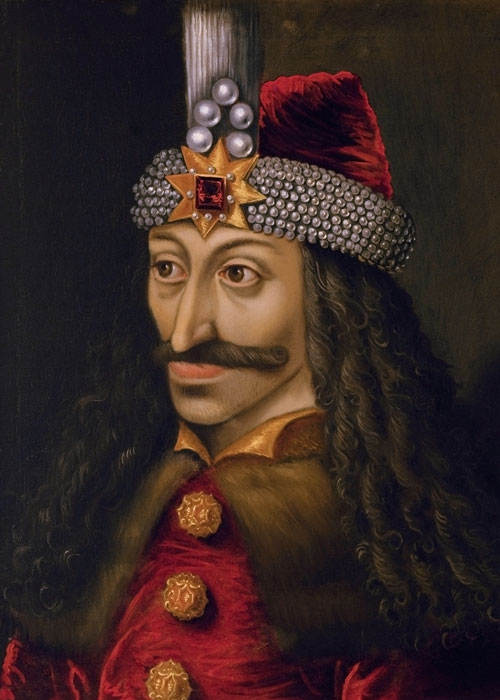 Vlad Tepes, Vlad the Impaler, Dracula