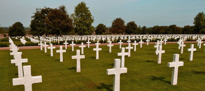The Cambridge American Cemetery