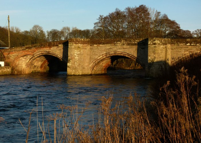 Eamont Bridge, Cumbria