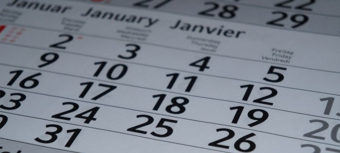 Britain's Calendar, Bank Holidays. Things to do