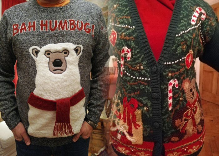 Christmas jumpers, Christmas, Britain