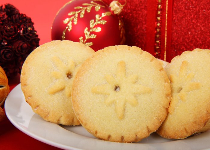 Mince Pies, Christmas, Britain