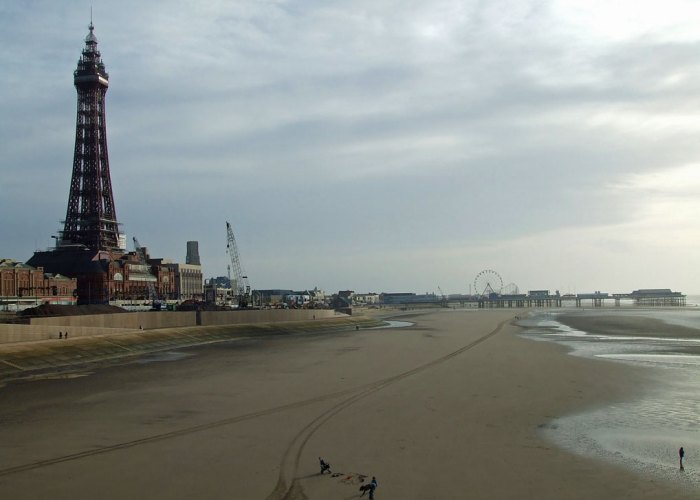 Anniversaries, 2019, Blackpool Tower