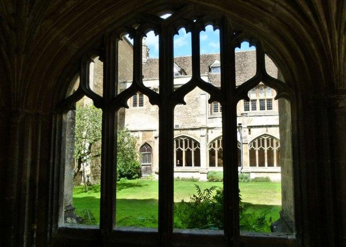 Cloisters, Lacock Abbey
