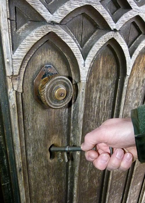 Free access, churches