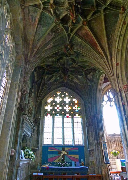 Lady Chapel, St Cyriac, Lacock
