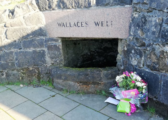 Wallace Well, Wallace Fields, Robroyston