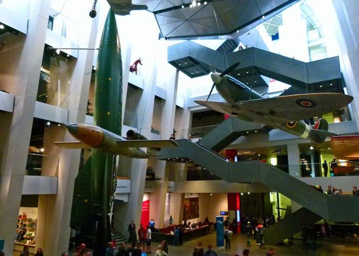 Free London, Museums, IWM